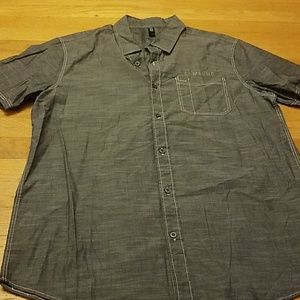 Worn once Samsung short sleeve dress shirt
